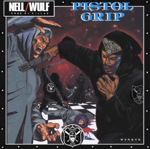 escoxvillain:  2.7.5. Nell Ft 2.7.5. Ethelwulf - Pistol Grip - Prod by Killa C  http://www.youtube.com/watch?v=6GkPCA18GYc&feature=g-all-u