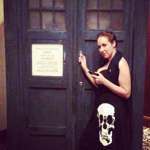 #Dragoncon, I've arrived and am ready to PARTY!! Like my ride? ;) (Taken with Instagram)