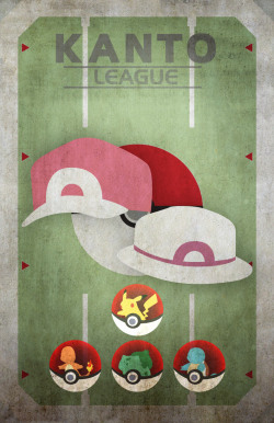 Pokemon Kanto League