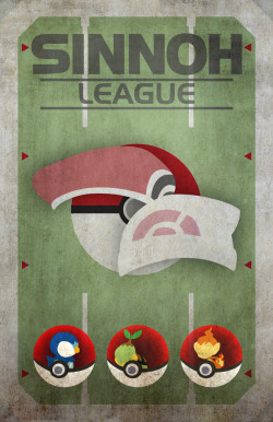 Pokemon Sinnoh League