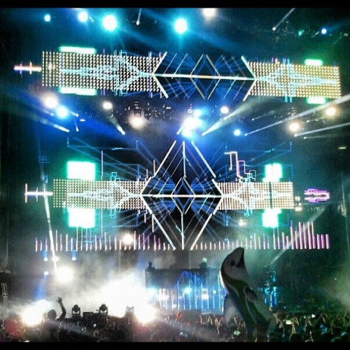 🎶⚡ELECTRIC ZOO⚡🎶      (Taken with Instagram)