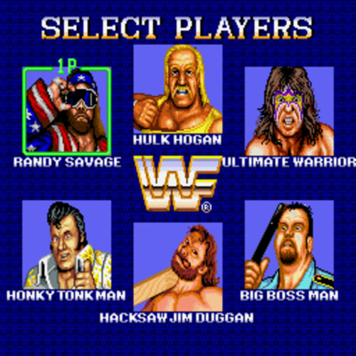 When wrestling video games were AWESOME!
