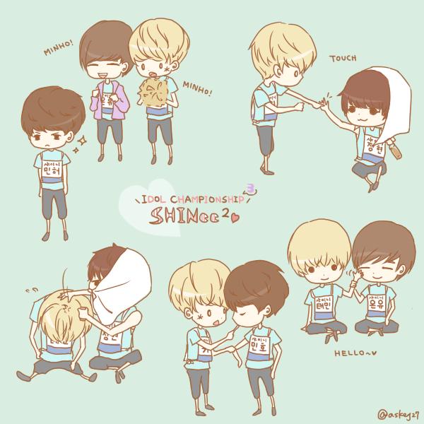 SHINee Fan Art