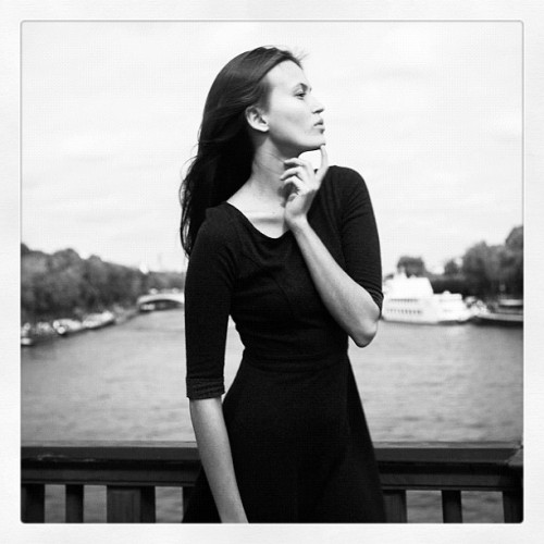 Agata In Paris from my archives  #model #instagood #beautiful #instamood #girl #fashion #paris #elite #alexcovo #agitadanilova (Taken with Instagram)