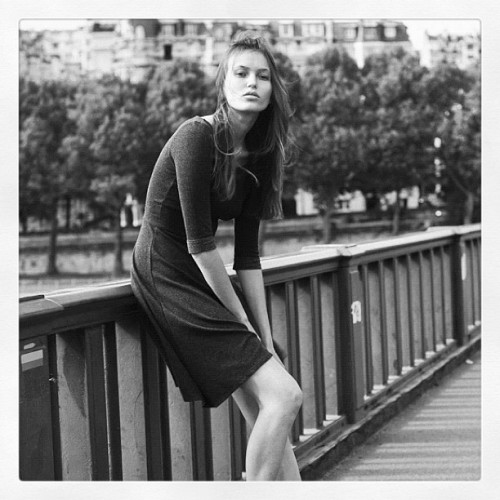 Agata In Paris  #model #instagood #beautiful #instamood #girl #fashion #paris #elite #alexcovo #agitadanilova  (Taken with Instagram)
