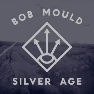 Upon first listen, Bob Mould's new LP, SILVER AGE, is the album that fans of his trio SUGAR have been waiting for since File Under: Easy Listening. Mould himself has proclaimed it a companion piece to that band's legendary COPPER BLUE, and it's easy to see why. 10 power pop slices of guitar-laden rock that I can already tell are going to sound great blasting out of the car stereo. Initial reaction: highly favorable. This album rocks and is a return to the power pop/punk form of that early '90s band. If you loved SUGAR, get SILVER AGE when it's released on Tuesday, September 4. Bob Mould is on tour, playing COPPER BLUE and SILVER AGE on various dates. Jason Narducy (Verbow) and Jon Wurster (Superchunk) round out his power trio this tour. They will be on The Late Show with David Letterman on the night of the LP's release, Tuesday 9/4.