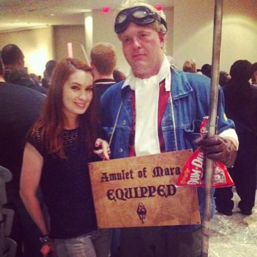 It's as easy as a sign! #dragoncon  (Taken with Instagram)