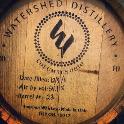 Taken with Instagram at Watershed Distillery