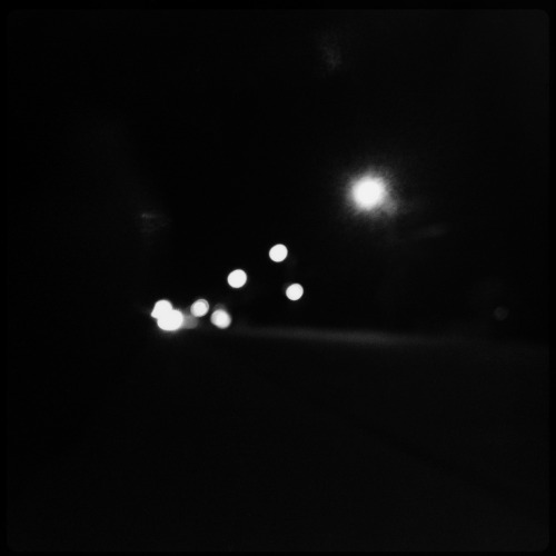 Night movement Foxy Lens, Rock BW-11 Film, No Flash, Taken with Hipstamatic