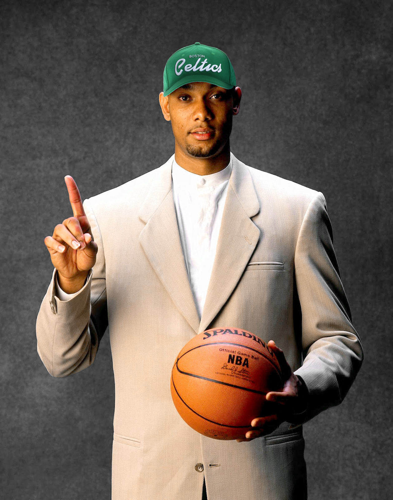 What if the Celtics won the lottery in 1997?