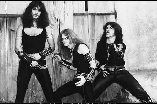 Hanging tough. Celtic Frost.