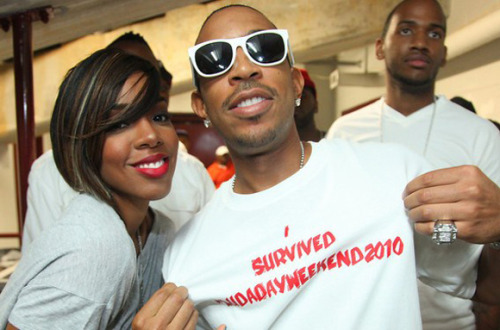 Check out a new track from Ludacris called Representing featuring Kelly Rowland. The track is the second single off his upcoming album Ludaversal.  Listen (LQ):  Meh.