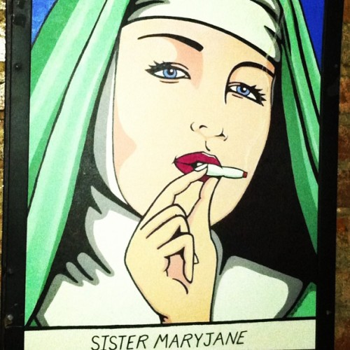 catholicnun:  me