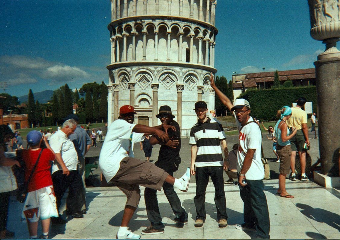 pbwolf:  Italy July 2007 with Guilty, Aloe & JRocc