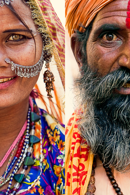 indiaincredible:  Faces of Jaisalmer