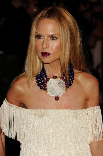 Rachel Zoe Metropolitan Museum Art Costume Institute Gala New York via lazygirls.info