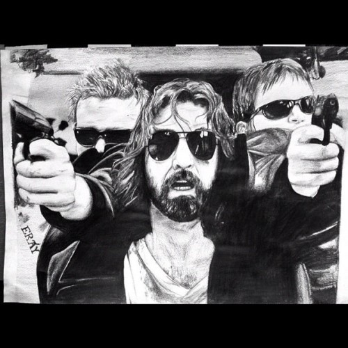 remsleepguy:  One of my favorite movies #boondocksaints #normanreedusFTW (Taken with Instagram)