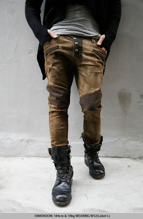 uninterrupted-happiness:  i need these pants.