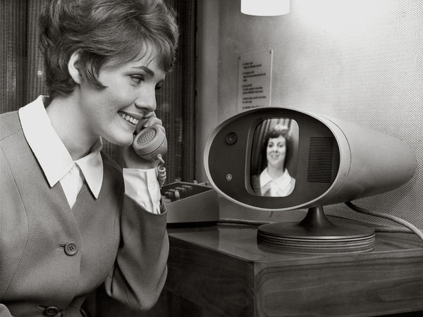 Bell Systems Picture phone, 1964