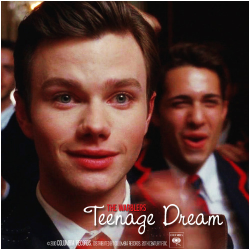 2x06 Never Been Kissed | Teenage Dream Alternative Cover