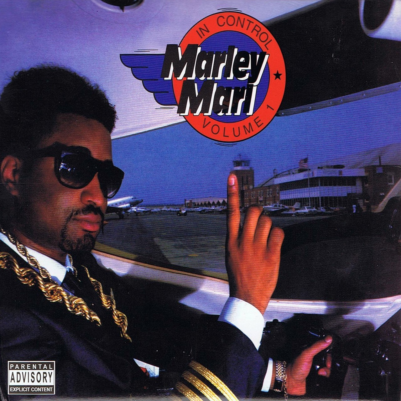 BACK IN THE DAY |9/1/88| Marley Marl's In Control, Volume 1, was released on Cold Chillin' Records.