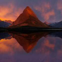 SwiftCurrent Lake - Glacier National Park by -kevinmcneal- #photostackr  500px: http://500px.com/photo/12778049