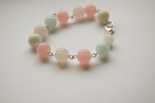 starchildbysaffron:  New OOAK Orb bracelets in different colours ♥ Available in the shop ♥