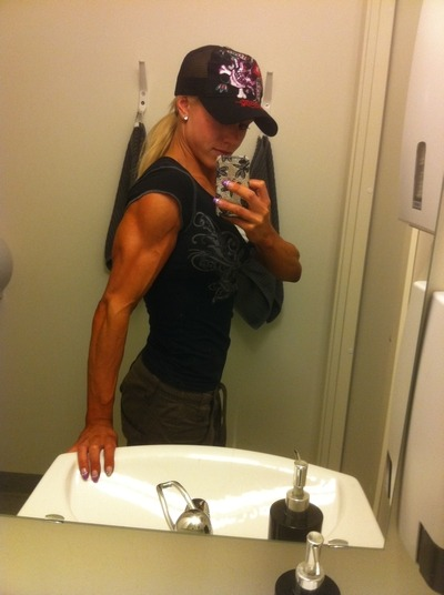 buffyshot:  Great Arms