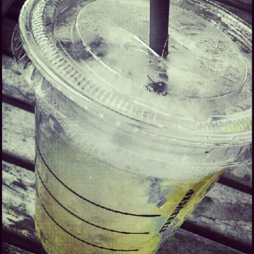 Something Refreshing. #instagram #starbucks #starbucksrefreshers #coollime #lime #droidgraphy  (Taken with Instagram)