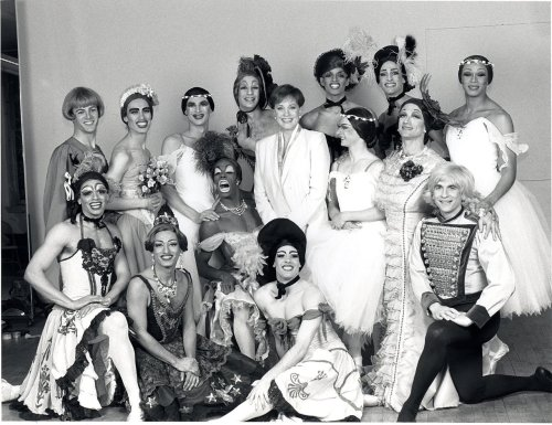 Les Ballets Trockadero de Monte Carlo with Julie Andrews