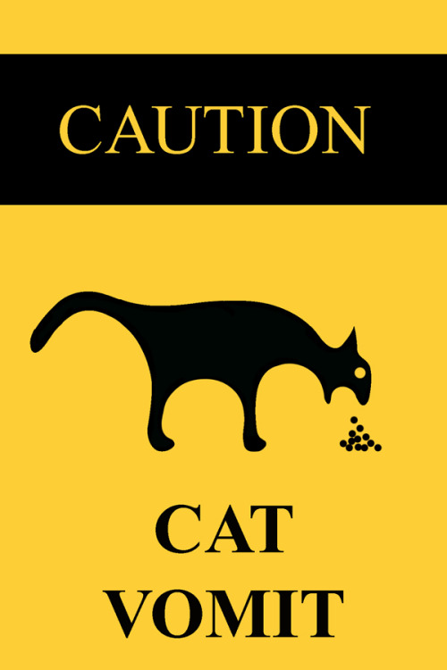 catasters:  Caution…