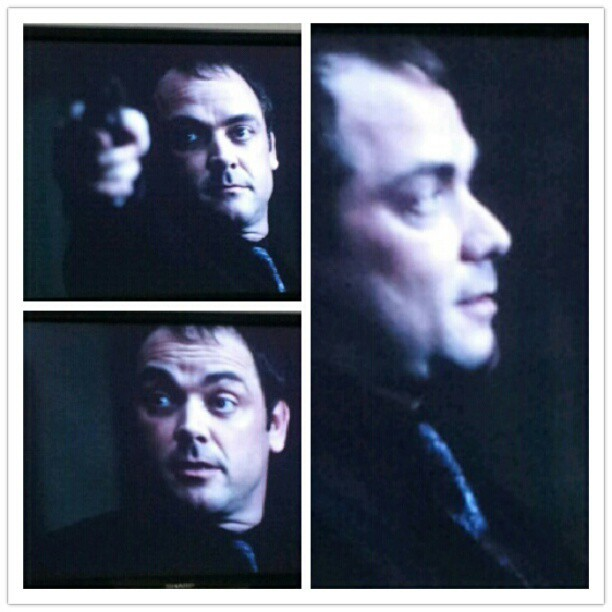Crowley! Because Armageddon just wasn't interesting enough.  (Taken with Instagram)