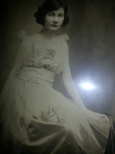 king-ofcats:  This is my great grandma in the 20's