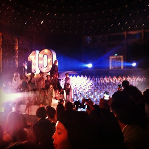 Congrats to #sretsis 10th anniversary,very impressive show kab (Taken with Instagram at Pullman Bangkok King Power (โรงแรม พูลแมน คิง เพาเวอร์ กรุงเทพฯ))