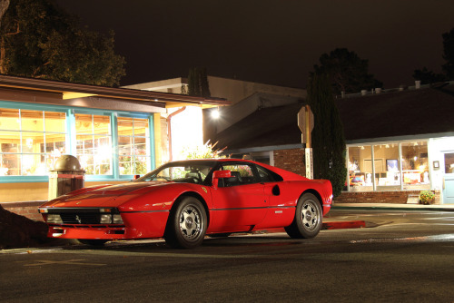 carmonday:  288 GTO  The prettiest sports car ever made.
