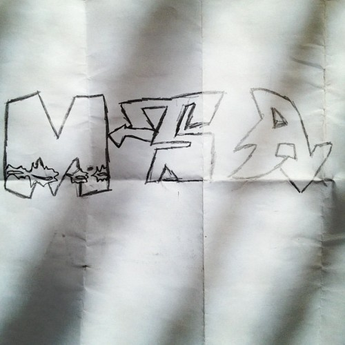 Thanks to Lauren Imbrogno for the love and support! @steezyl #MSA #Hyped #TakeTheCake #mannyslaysall  (Taken with Instagram)