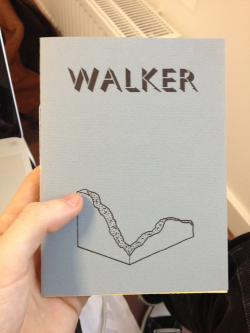 WALKER my newest 10ish page minicomic, created and printed by yours truly this August on the OCC Risograph machine, is available for sale at Desert Island Comics in Brooklyn! I met the really awesome owner Gabe Fowler and picked up a bunch of great comics there as well, including some Benjamin Marra stuff that I'd been dying to get my hands on for a while. There's 6 copies of this comic there, all with different colored covers, and the comic is out of a limited edition run of 33, numbered on the back. Go grab a copy! In other news, I just moved to Berlin. If anyone knows of anything cool to do here, drop me a line.