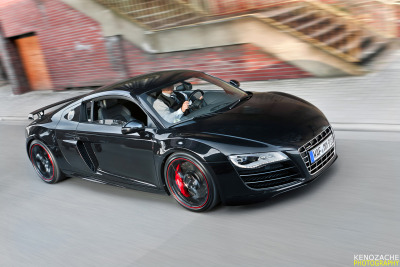 carmonday:  R8 V10 by Edo Competition