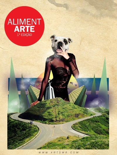 "artswr:  A primeira revista mensal pela ARTSWR ""AlimentARTE"" já se encontra online e conta com 10 artistas portugueses que integram esta 1ª edição. Saciem a vossa curiosidade em www.artswr.com // The first monthly magazine by ARTSWR ""AlimentARTE"" is already available online and has artworks by 10 portuguese artists in its first edition. Take a look at www.artswr.com"