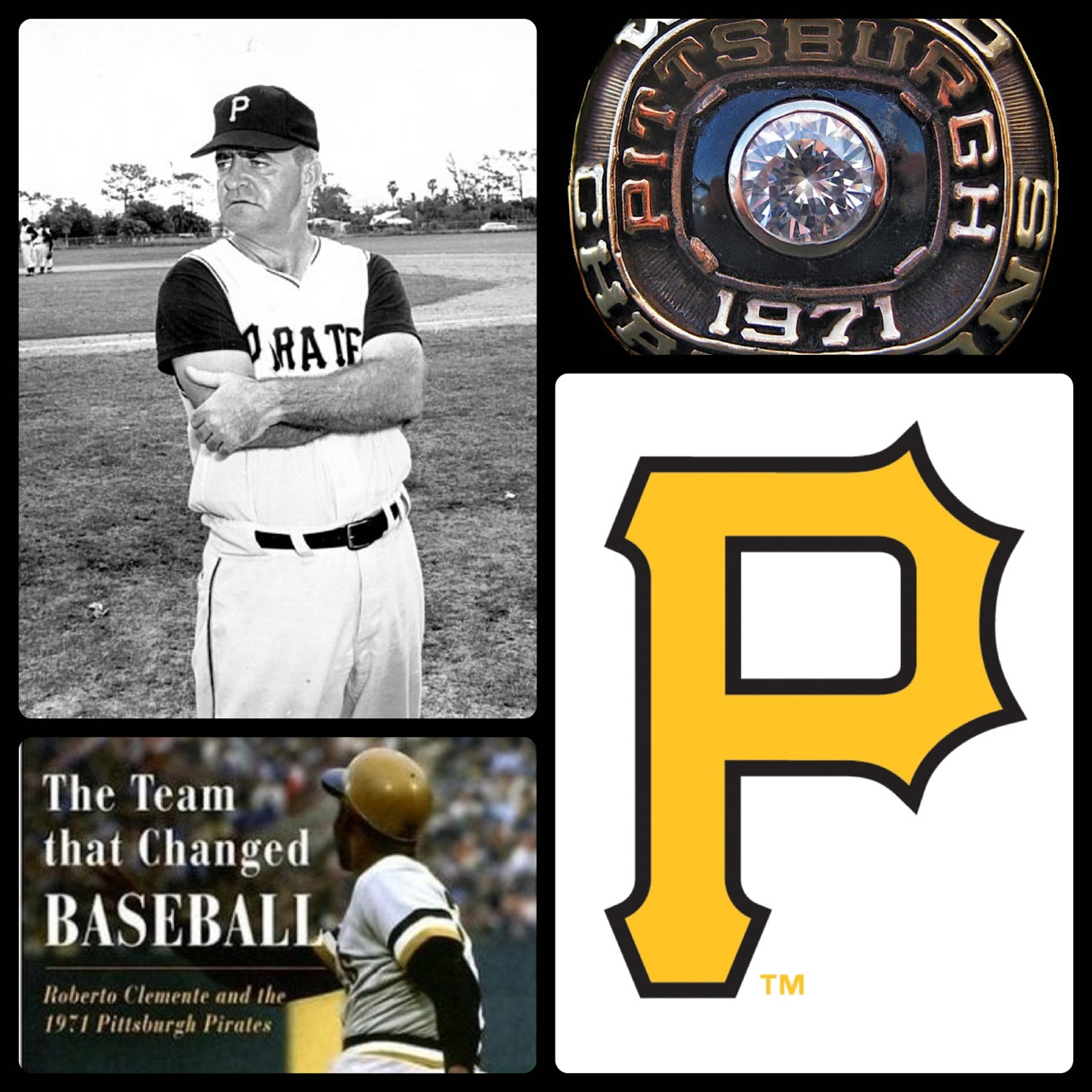 This Day In Baseball History: September 1,1971 - Danny Murtaugh of the Pittsburgh Pirates gave his lineup card to the umpire with the names of nine black baseball players on it. This was a first for Major League Baseball.  keepinitrealsports.tumblr.com  pinterest.com/mysterkeepinit  Instagram - @Myster_Keepinit  Twitter - @MysterKeepinit  keepinitrealsports.wordpress.com  flickr.com/keepinit_real_sports