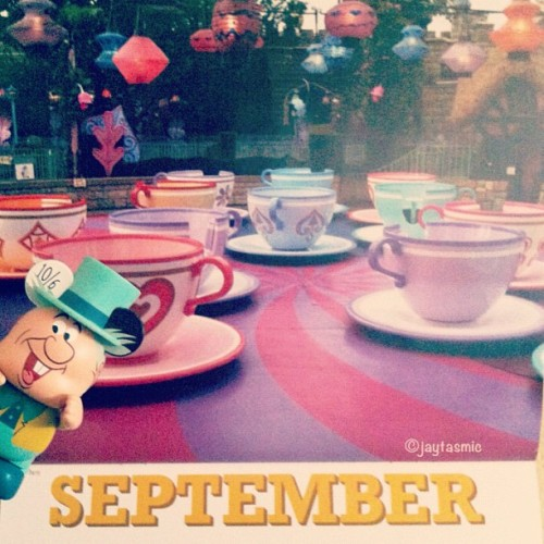 Looks like it's going to be a MAD September! #vinylmationadventures  (Taken with Instagram)