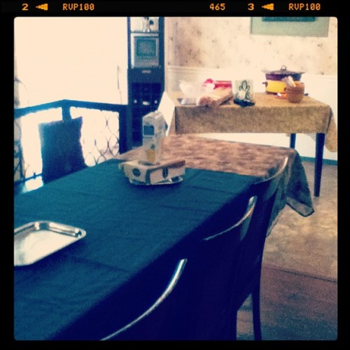 Preparations for dinner tonight :)  (Taken with Instagram)