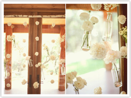 ido-weddings:  (via The Inspired Bride) What a clever idea!
