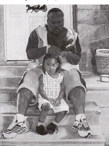 tina-rose:  tha-htwnbelle:  Because single Black capable fathers exist too