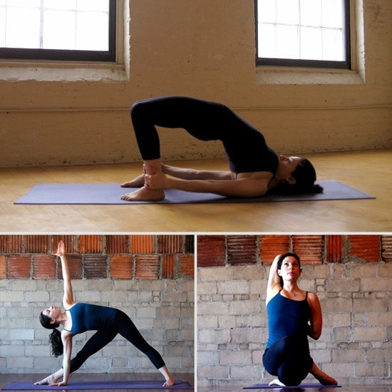 fitandhealthy4me:  yoga for better posture