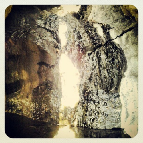 @kieswetter  (Taken with Instagram at The grotto)