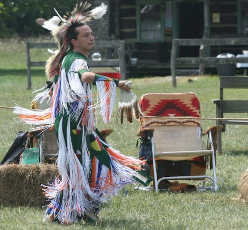 Ohio Residents Getting Crash Course in Native Heritage Through one Young Man's Efforts - ICTMN.com