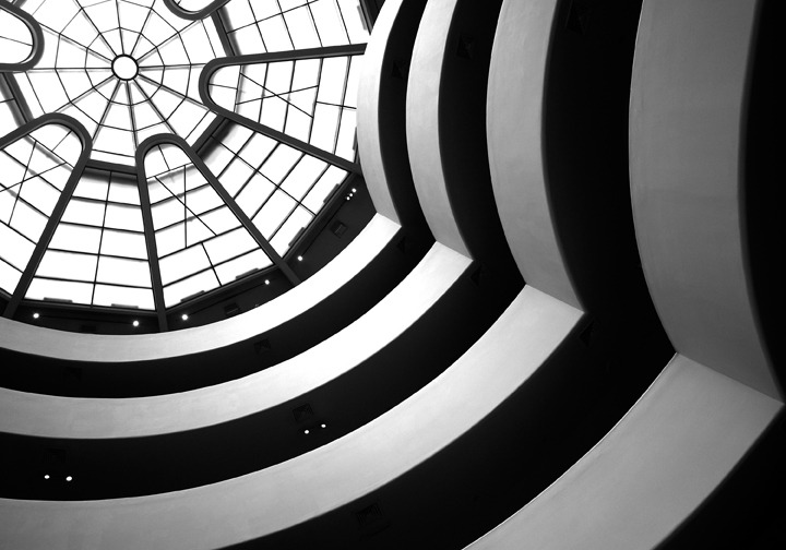 brooklyntheory:  At The Guggenheim, Upper East Side
