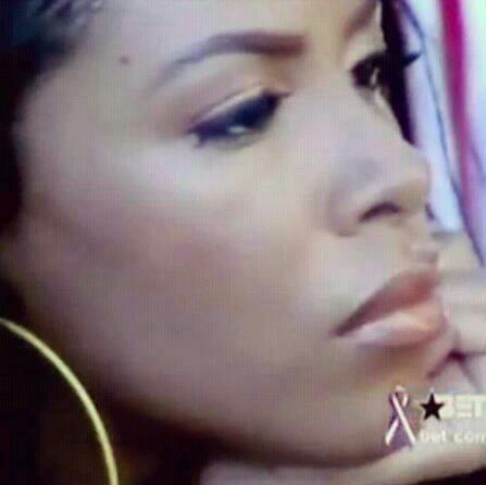 Close up of Aaliyah in Rock The Boat    Instagram @rememberingaaliyah