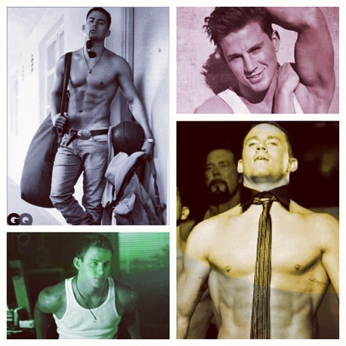 adiorcombs21:  Day 1: 50 Shades of Tatum #tatumphotoaday (Taken with Instagram)